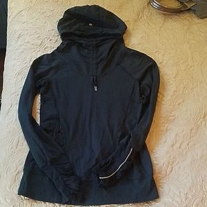 Lululemon pull over hoodie tunic.